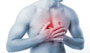Ноющая боль в области сердца: причины и лечение