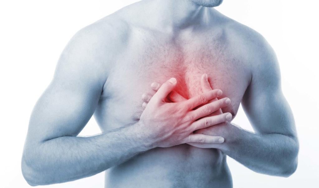 Эмболия ветвей легочной артерии
