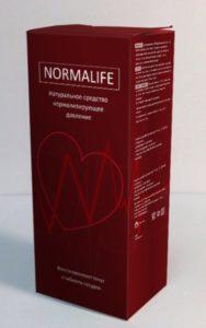 Капли от гипертонии Normalife отзывы